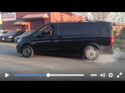2016 Mercedes Metris: Can a Cargo Van Be Fun to Drive?