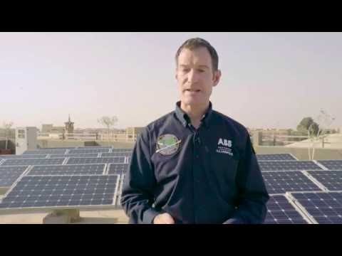 ABB & Solar Impulse in Egypt: transforming the power of the sun