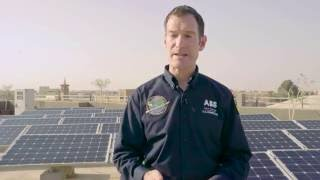 abb solar impulse in egypt transforming the power of the sun