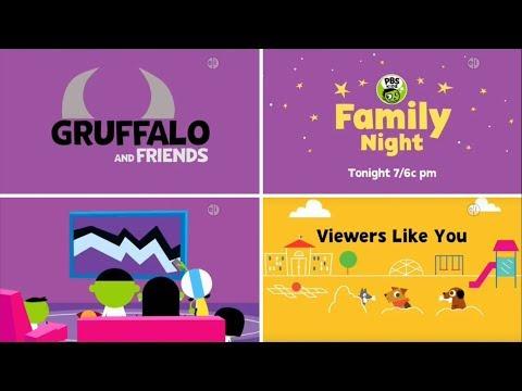 PBS Kids Family Night