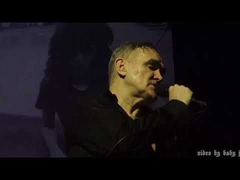 Morrissey-HOLD ON TO YOUR FRIENDS-Live @ The Palladium, London, UK, March 10, 2018-The Smiths