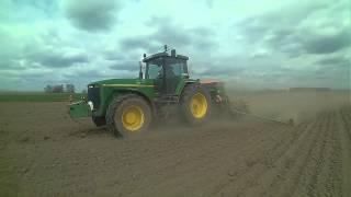 Precyzyjny siew kukurydzy 2015