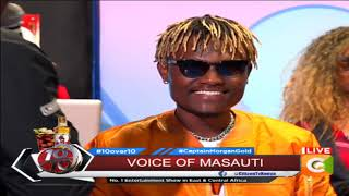 10 OVER 10 | Masauti on 10 over 10