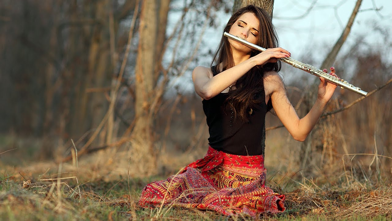 Relaxing Flute Music, Peaceful Music, Relaxing, Meditation Music, Background Music, ☯3347