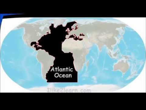 How Many Oceans Are There