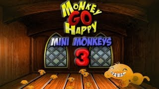 Monkey Go Happy Mini Monkeys 3 - Walkthrough