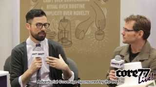 International Home + Housewares Show 2014: Manual Meets Materious - Craighton Berman & Bruce Tharp