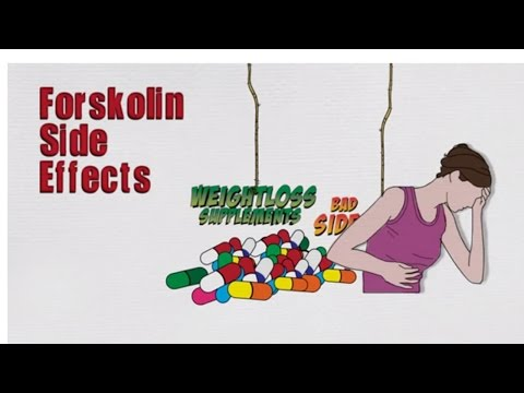 Forskolin Supplement Side Effects And Benefits