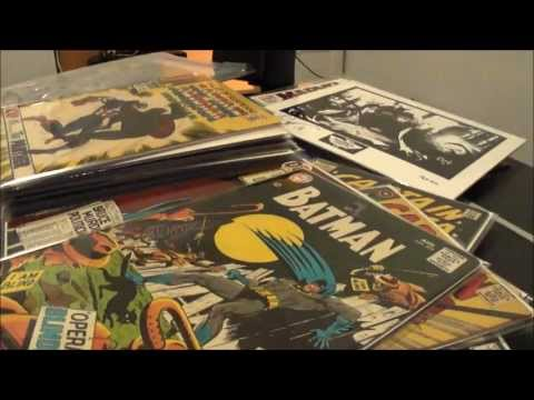 Comic Book Collection For Sale pt. 03