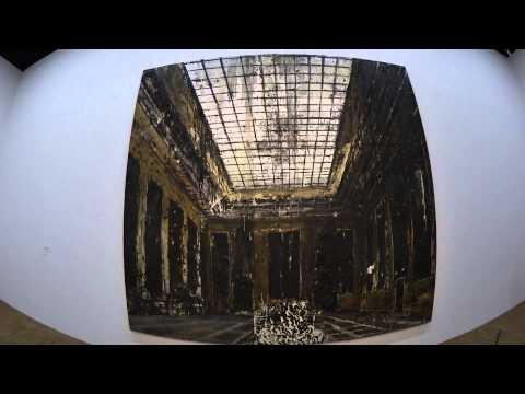 Anselm Kiefer Centre Pompidou Paris France
