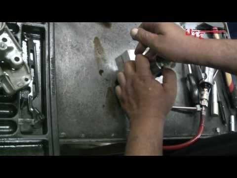 Восстановление соленоида гидроблока АКПП /  Valve Body Solenoid Repair