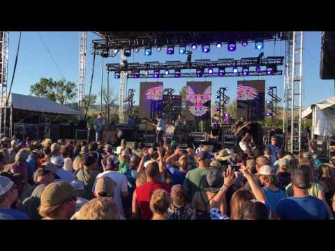 Widespread Panic - No Sugar Tonight/New Mother Nature - 6/29/16 Missoula MT