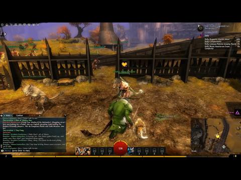 Guild wars 2 - Tributo a Blazing, l'eroe al gusto pistacchio - Parte 01