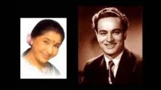 Mukesh and Asha Bhosle_Nateeja Hamari (Puraskar; R.D. Burman, S.H. Bihari; 1970)