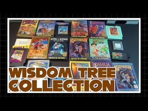 Wisdom Tree Game Collection & New Kickstarter