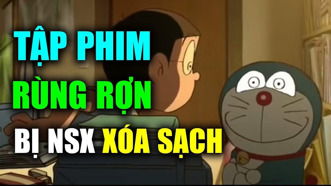 Hé Lộ Rùng Rợn Tập Phim Doraemon Dự Báo Sự Ra Đi Của Tác Giả Fujiko F. Fujio Đã Bị NSX Xóa Sạch