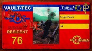 Let's Die Fallout 76   Single Player #69 Ist das das Ende von Fallout 76?