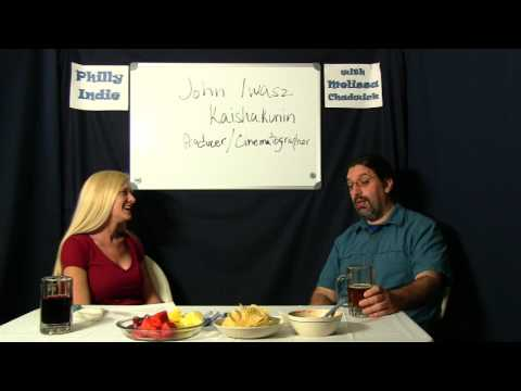 Philly Indie with Melissa Chadwick Ep5 with John Iwasz