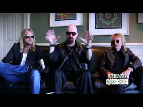 Judas Priest Talk About 'Rocka Rolla' and 'Defenders of the Faith'