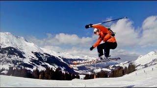 GoPro Skifahren Valbella/Lenzerheide 2016