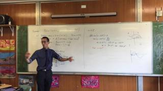 Solving Trigonometric Equations w/ Auxiliary Angle (2 of 2: Dealing with the phase shift)