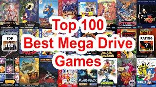 Top 100 Best Sega Mega Drive / Genesis Games