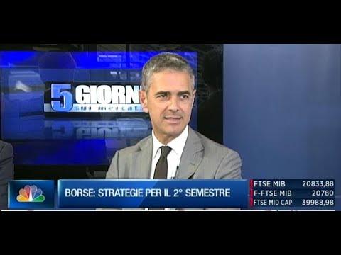 """Roberto Russo su Class CNBC - """"Borse: strategie per il secondo semestre"""" 30 giugno 2017"""