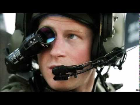 Prince Harry ends Army career after a decade