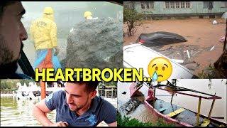 #BangonBaguio STRONGEST Typhoon OMPONG Destruction in PH 🇵🇭