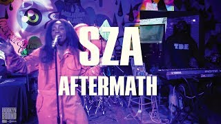 "SZA - ""Aftermath"" - Brooklyn Bound Live"