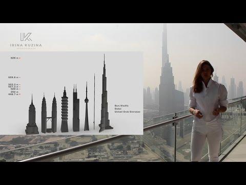 Burj Khalifa и Capital Gate – необычные небоскребы ОАЭ
