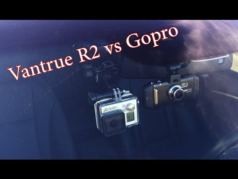 Vantrue R2 Dash Cam Review & Comparison!