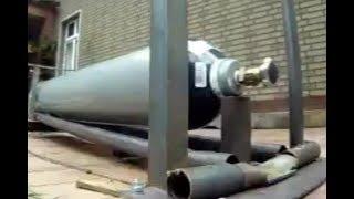 Tüp Kafası Koparma Deneyi - Tube Heat Break Test