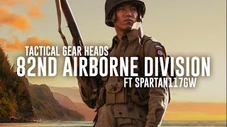 82nd Airborne Division Paratrooper Tactical Gear Heads   Ft Spartan117GW   AIRSOFTGI.COM