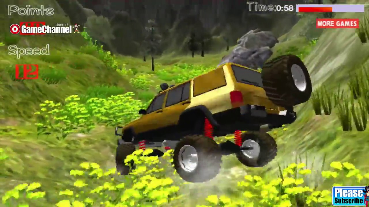 Mad Offroad Truck Vehicles Unity Truck Games Flash