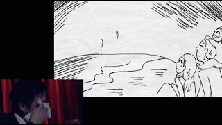 【結婚式 サプライズ】愛を込めて新婦が描いた281枚のパラパラ漫画