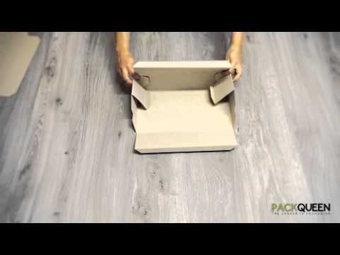 How To Fold Your PackQueen Box - Single Wine, Pen & Sunglasses Gift Boxes
