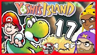 Rage On the Stage- Yoshi's Island -Ep 17- Ferret Fight