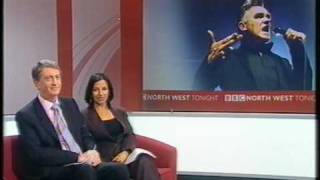 Morrissey 50th Birthday