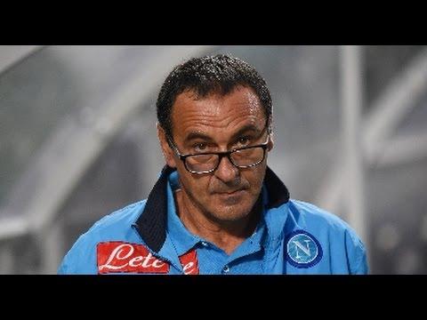 """Maurizio Sarri: """"Democristiano!"""""""
