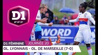 J20 : Olympique Lyonnais - Olympique de Marseille (7-0), le résumé