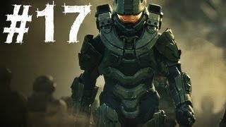 Halo 4 Gameplay Walkthrough Part 17 - Campaign Mission 7 - Composer (H4)