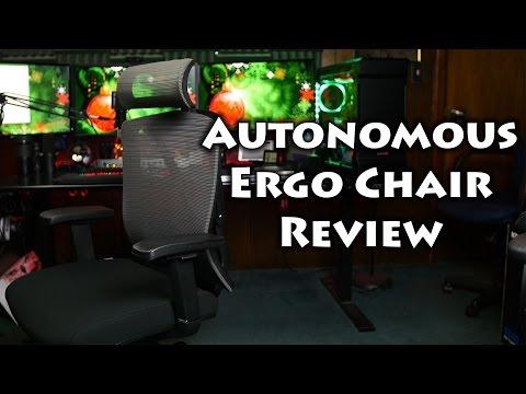 Autonomous ErgoChair Review!