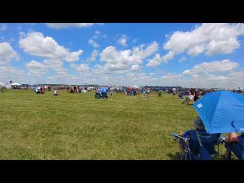 Dayton Air show 2017