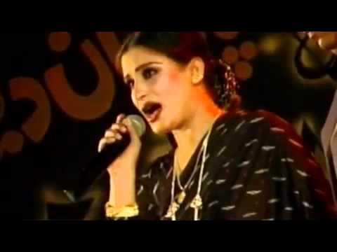 Allah LaRan Raat Hovay Par Vichhran Raat Na Hovay - Naseebo Lal - YouTube.FLV