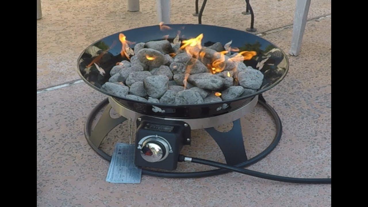 Unboxing and Set Up. Outland Firebowl Cypress Portable ... on Outland Firebowl Cypress id=46824