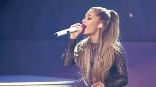 Ariana Grande Best Live Performance Just A Little Bit Of Your Heart by Harry Styles