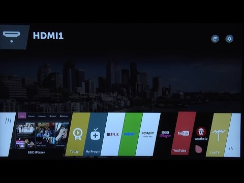 Lg Webos Smart Tv System Review