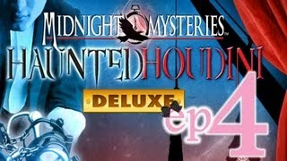 Midnight Mysteries 4: Haunted Houdini - Ep4 - w/Wardfire
