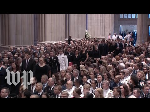 Watch McCain's funeral live